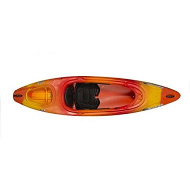 Vapor 10 Recreational Dog Kayak by Old Town Canoes